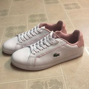NWOT Lacoste Ortholite women's sneakers